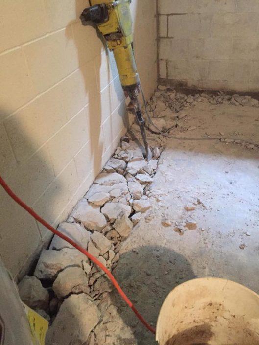 Water In Basement Zablocki Waterproofing